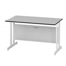 Стол пристенный низкий ЛАБ-PRO СПЦн 150.80.75 F20