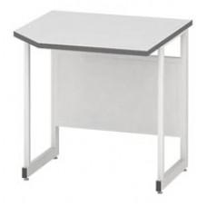 Стол угловой ЛАБ-PRO СУ 90/65.90/65.75 TR (TRESPA TopLab, к лабораторному столу)