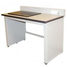 Стол для весов ЛАБ-PRO СВ 120.60.75 ЭГ (гранит / ламинат)