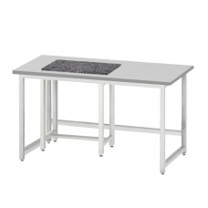 Стол для весов ЛАБ-PRO СВ 120.60.75 Г30 (Гранит 30мм)