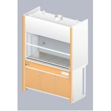 Шкаф вытяжной ЛАБ-1500 ШВОТ МЕТ металлический