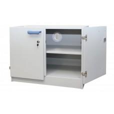 Специализированная тумба к шкафам ШВЛВЖ-D ЛАБ-PRO ТХМ 83.50.63