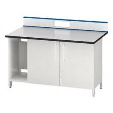Стол для хроматографа/спектрометра ЛАБ-PRO СХ-Т1 150.85.90/105 FA (FANERIT, 1 двойная тумба)