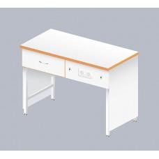 Стол лабораторный электрифицированный ЛАБ-1200 ЛЛЭ (ламинат)
