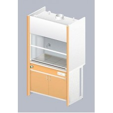 Шкаф вытяжной ЛАБ-1200 ШВОТ МЕТ металлический
